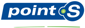 logo PointS bianco
